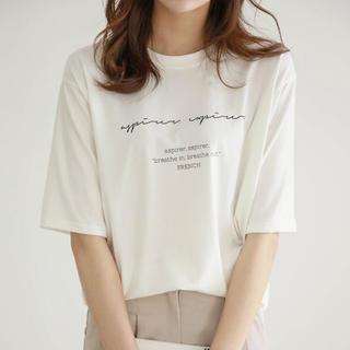 dholic - DHOLIC ハーフスリーブTシャツ