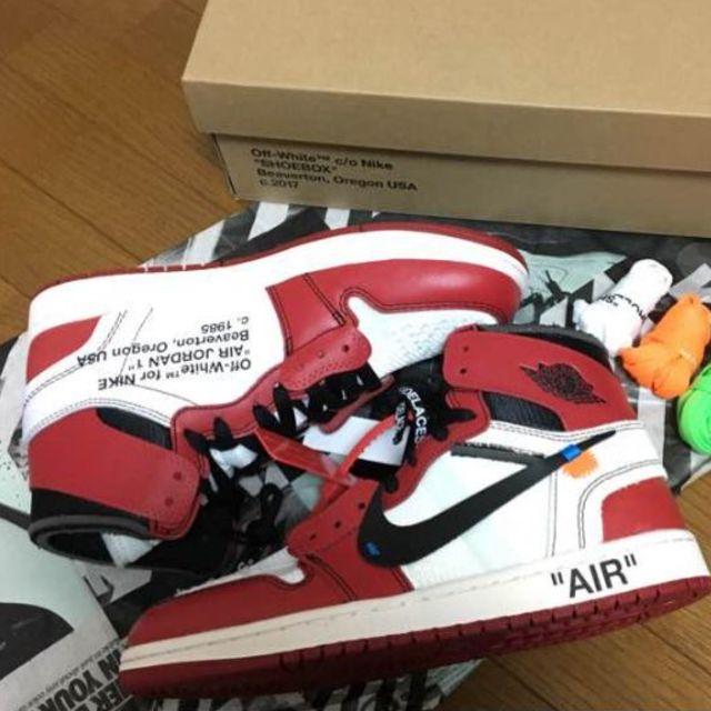 wielka wyprzedaż uk Nowe Produkty najnowszy NIKE × off white Air Jordan 1 THE TEN