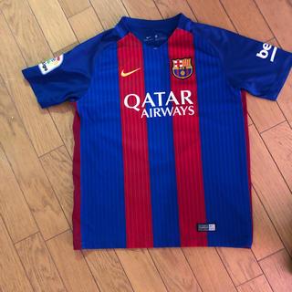 NIKE - FC バルセロナ NIKE16/17キッズLユニフォーム No.10MESSI