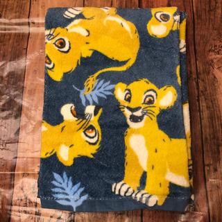 Disney - 【※ラスト一点】ライオンキング バスタオル シンバ