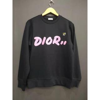 ディオール(Dior)のDIOR X KAWS BEEコットン スウェットシャツ(スウェット)