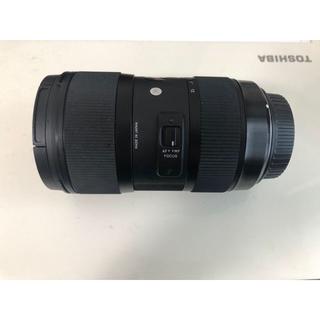 SIGMA - sigma 18-35mm F1.8 DC canon用