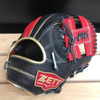 ZETT - 超高級品!ゼット 軟式用グローブ 内野手用 新品未使用 定価20,000円税抜