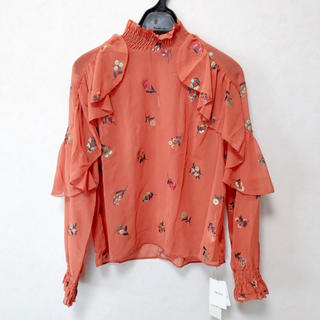 Lily Brown - 【新品】Lily Brown ブラウス