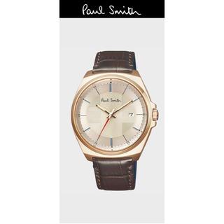 """Paul Smith - ポールスミス """" Closed Eyes """" 腕時計 メンズ ウォッチ"""