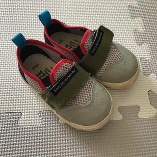 ブリーズ(BREEZE)のBREEZE キッズ 靴 スニーカー 15.0cm(スニーカー)