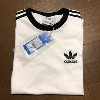 アディダス(adidas)のadidas 新品 メンズオリジナルス 3ストライプ 半袖Tシャツ(Tシャツ/カットソー(半袖/袖なし))