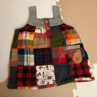 西松屋 - パッチワークみたいな子供服