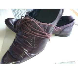 アルフレッドバニスター(alfredoBANNISTER)のアルフレッドバニスター 40 革靴 ビジネスシューズ(ドレス/ビジネス)