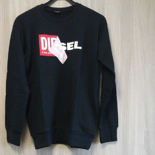 DIESEL - DIESEL ロゴスウェット トレーナー 16y