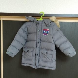 ミキハウス(mikihouse)のミキハウスダウンジャケット 90(ジャケット/上着)