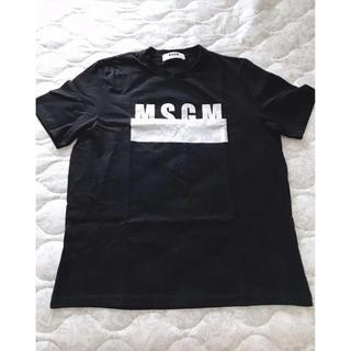 エムエスジイエム(MSGM)の【即発送】MSGM Tシャツ(Tシャツ/カットソー(半袖/袖なし))