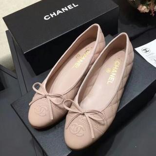 CHANEL - シャネル Chanel ★定番★  ラットシューズ バレエシューズ 正規品