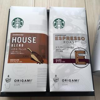 Starbucks Coffee - Starbucks オリガミ・パーソナルドリップコーヒー