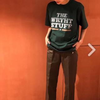 BEAUTY&YOUTH UNITED ARROWS - 美品 wryht Beauty&youth Roku ブラウン Tシャツ