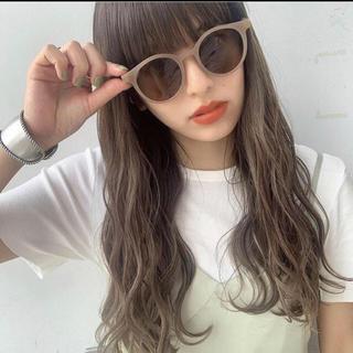 Ameri VINTAGE - KLEAR!即納!ベージュサングラス♡まとめ買い歓迎♡