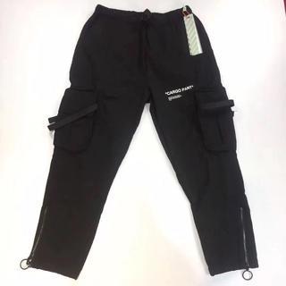 OFF-WHITE - 18fw  off-white  パンツ