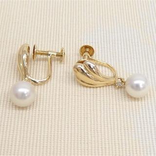 TASAKI - 田崎真珠のイヤリングです