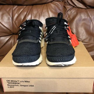 OFF-WHITE - 27.0cm NIKE OFF-WHITE THE TEN AIR PRESTO