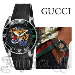 Gucci - GUCCI G タイムレス ゴースト GG