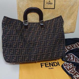 FENDI - FENDI トートバッグ 美品