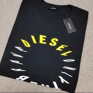 DIESEL - 新品タグ付き ディーゼル Tシャツ Mサイズ メンズ