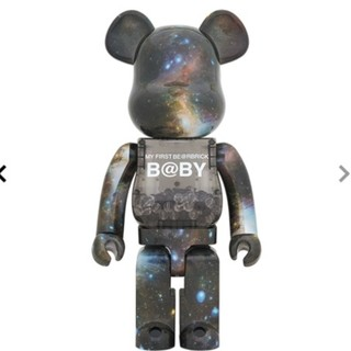 MY FIRST be@rbrick B@BY space ver 1000%