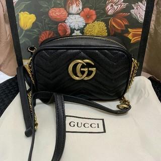 Gucci - グッチ チェーンショルダー GGマーモント