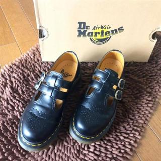 ドクターマーチン(Dr.Martens)のDr.martens ドクターマーチン メリージェーン UK4  23cm(ローファー/革靴)