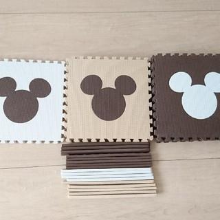 Disney - ディズニー ジョイントマット19 枚セット
