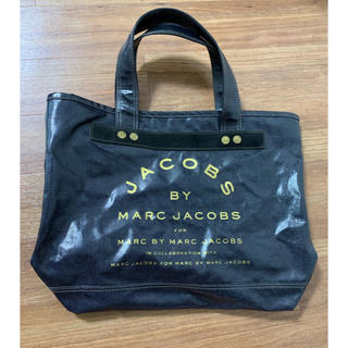MARC BY MARC JACOBS - デニム ビニールコーティング トートバッグ