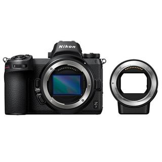 Nikon - Nikon Z7 + FTZ マウントアダプターキット 新品未開封