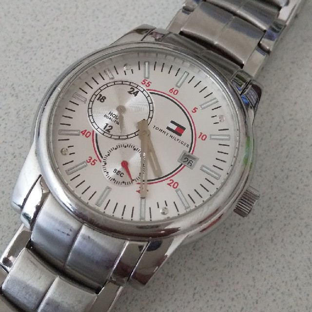 TOMMY HILFIGER - 最安値TOMMY HILFIGER時計の通販 by T&H's shop トミーヒルフィガーならラクマ