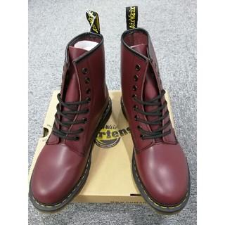 ドクターマーチン(Dr.Martens)の新品Dr. Martens  ドクターマーチン  ブーツ 8ホールuk3(ブーツ)