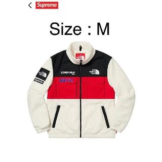 Supreme - 【M】Supreme TNF Expedition Fleece Jacket