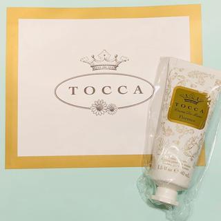 TOCCA - 【新品・未開封】TOCCA ハンドクリーム フローレンス
