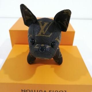 LOUIS VUITTON - Louis Vuittonルイヴィトン 可愛い犬 アクセサリー キーホルダー