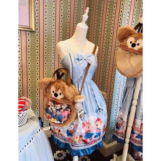 ダッフィー - 上海ディズニーダッフィーロリィタ服jskジャンパースカート