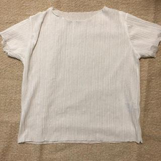 ディーホリック(dholic)のDHOLIC シースルートップス(カットソー(半袖/袖なし))