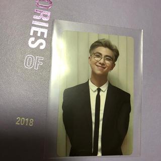 防弾少年団(BTS) - BTS MEMORIES OF 2018 トレカ ナムジュン