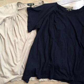 ドゥロワー(Drawer)の専用♡ドゥロワーフレアーカットソー♡(Tシャツ(半袖/袖なし))