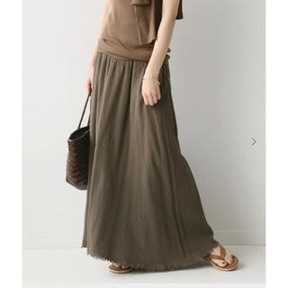 DEUXIEME CLASSE - ドゥーズィエムクラスCAFTAN スカート