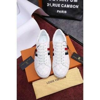LOUIS VUITTON - 男女兼用 Louis Vuitton スニーカー/ 高品質