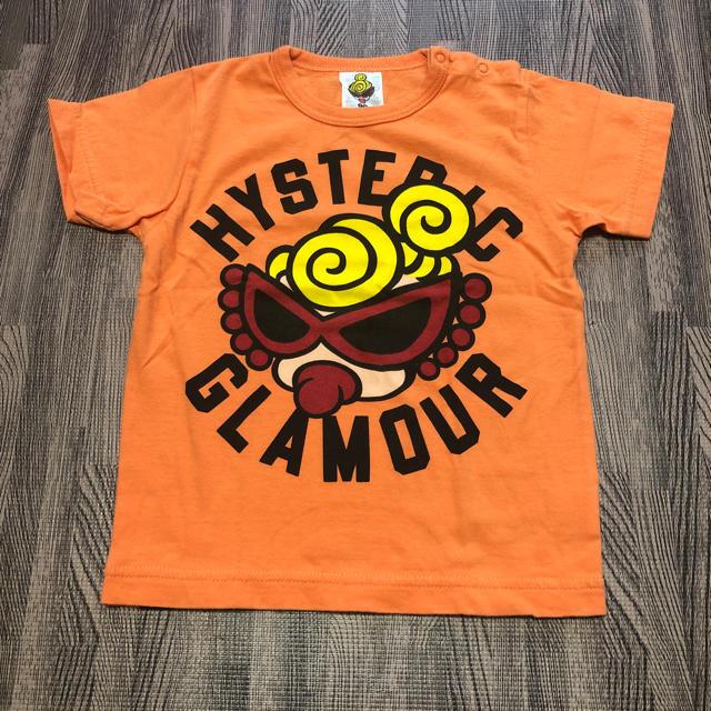 HYSTERIC MINI(ヒステリックミニ)のTシャツ キッズ/ベビー/マタニティのキッズ服 男の子用(90cm~)(Tシャツ/カットソー)の商品写真
