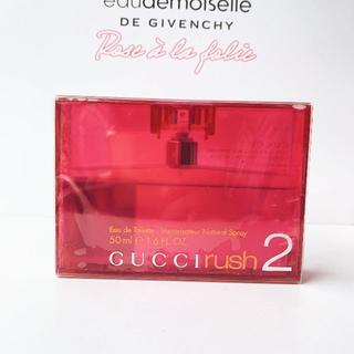 Gucci - グッチ ラッシュ2 EDT 50ml