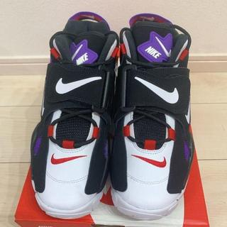 ナイキ(NIKE)の 26.5 NIKE AIR BARRAGE  CD9329-001(スニーカー)