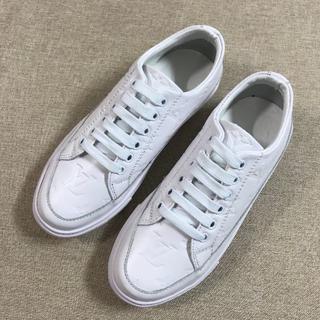 ルイヴィトン(LOUIS VUITTON)のLOUIS VUITTON  靴/シューズ スニーカー パンプス  サイズ37(スニーカー)