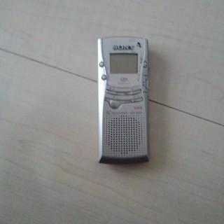 SONY - ソニー ボイスレコーダー ICD-MS2