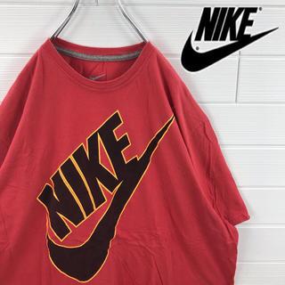 NIKE - NIKE ナイキ Tシャツ ビッグスウォッシュ ロゴ ビッグサイズ 90s