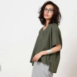 プラージュ(Plage)のplage♡プルオーバーシャツ(シャツ/ブラウス(半袖/袖なし))